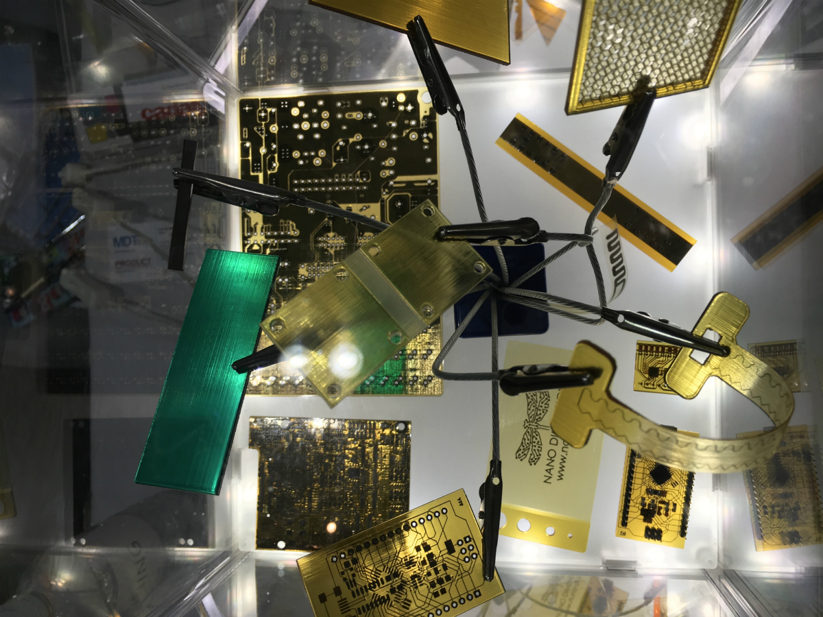 New Nano Dimension Technology Embeds Components In 3d Printed Pcbs Circuit Board Printer The Dragonfly 2020 From Is An Exception Its Designed To Produce Only One Thing Multi Layer Boards