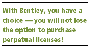 Bentley Pullquote