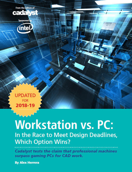 Workstation vs. PC: Which Option Wins? White Paper Cover