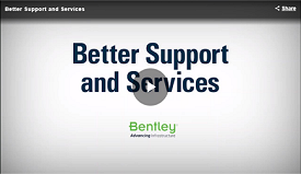 Better Support and Services