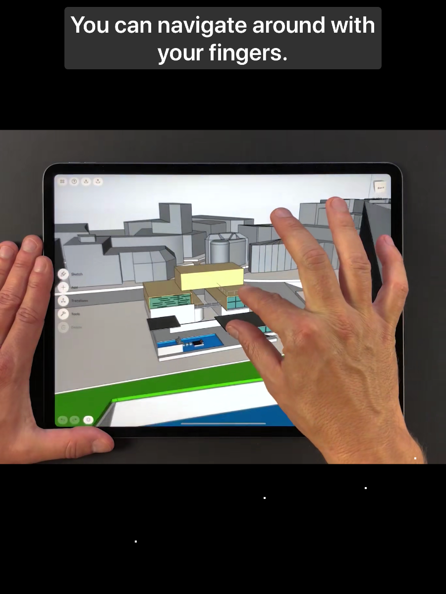 Shapr3d Adds Adaptive Ui To 3d Modeling App For Ipad Cadalyst
